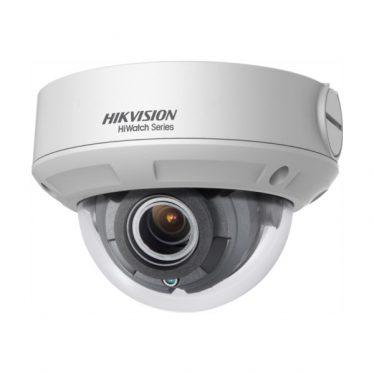 Hikvision HiWatch IP dómkamera - HWI-D620H-Z (2MP, 2,8-12mm, kültéri, IR30m, IP67, IK10, 3DNR, DWDR, audio, SD, PoE)