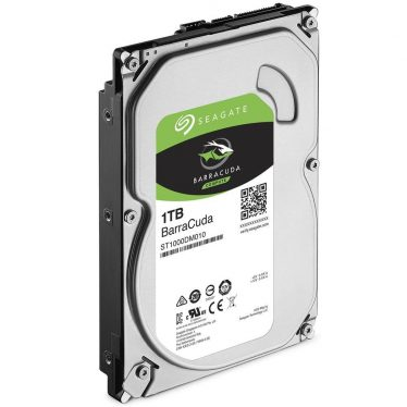 Seagate 1TB 7200rpm SATA-600 64MB BarraCuda ST1000DM010