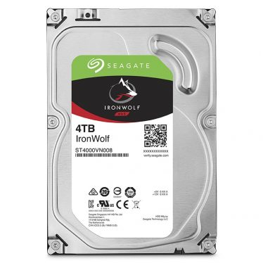 Seagate 4TB 5900rpm SATA-600 64MB IronWolf  ST4000VN008