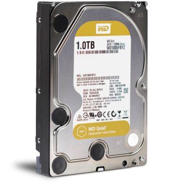 Western Digital 1TB 7200rpm SATA-600 128MB Gold WD1005FBYZ