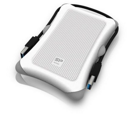 Silicon Power Armor A30 USB3.0 White