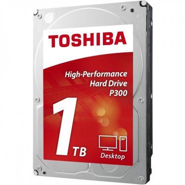 Toshiba 1TB 7200rpm SATA-600 64MB P300 HDWD110UZSVA