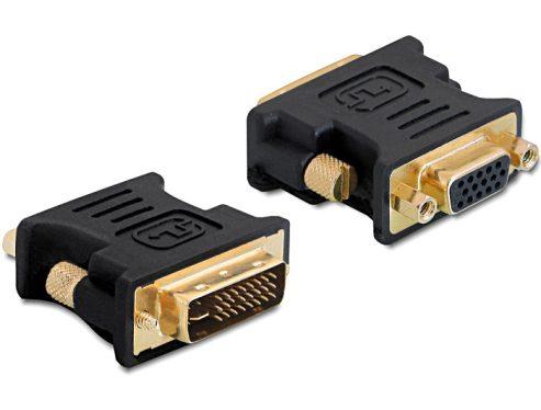 DeLock DVI-I (Dual Link) - VGA Adapter