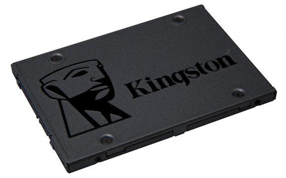"""Kingston 480GB 2,5"""" SATA3 A400 SA400S37/480G"""