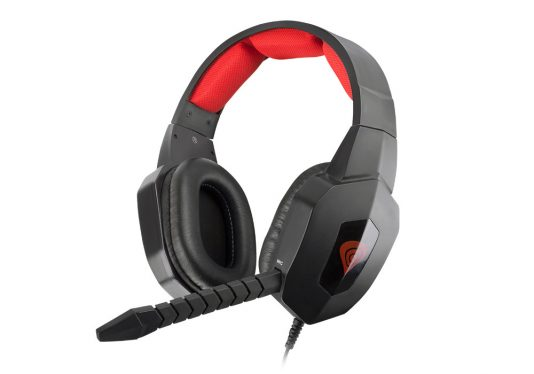 Natec Genesis H59 Gaming Headset Black
