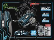 Dragon War Reload ELE-G12 Gaming Black