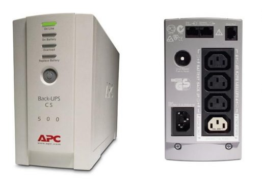 APC BK500EI USB/Soros