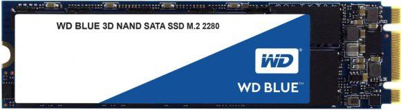 Western Digital 250GB M.2 2280 Blue
