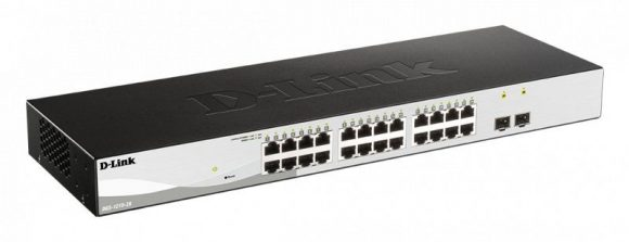 D-Link DGS-1210-26 24 Port Gigabit Smart Switch