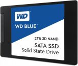 """Western Digital 2TB 2,5"""" SATA3 Blue 3D Series WDS200T2B0A"""