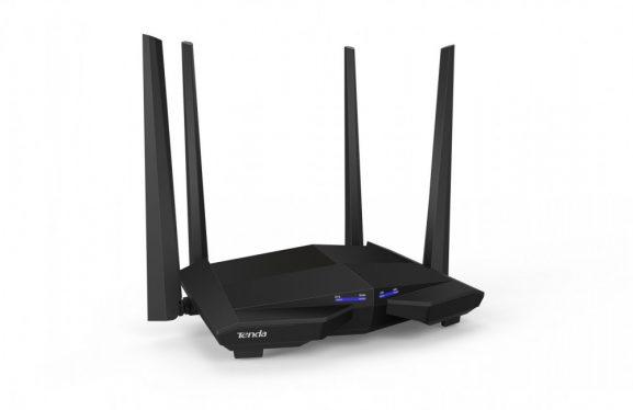 Tenda AC10 AC1200 Smart Dual-Band Gigabit WiFi Router