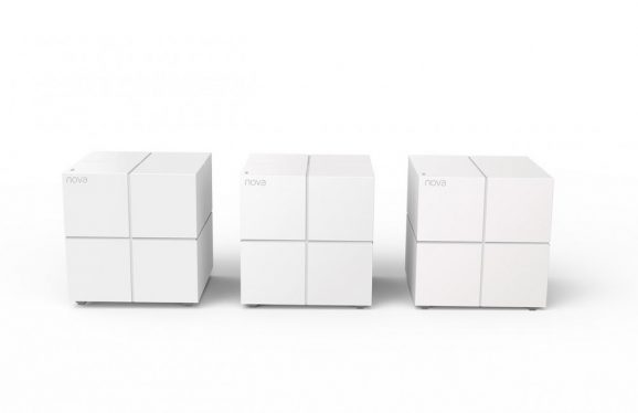 Tenda MW6 AC1200 Whole-home Mesh WiFi System (3 pack)