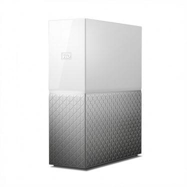 "Western Digital 6TB 3,5"" My Cloud Home RJ45/USB3.0 White/Grey WDBVXC0060HWT"