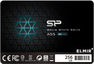 "Silicon Power 256GB 2,5"" SATA3 A55 Series SP256GBSS3A55S25"