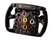 Thrustmaster Ferrari F1 Kiegészítő Kormány Black (Önállóan nem használható!)