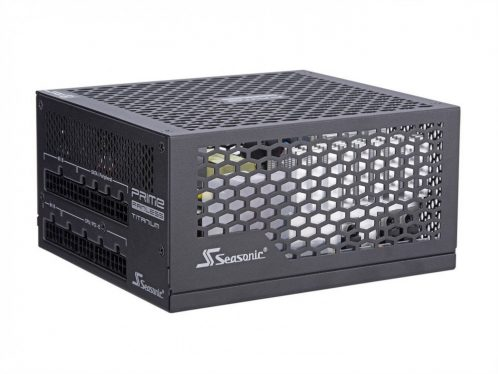 Seasonic 600W 80+ Titanium Prime Fanless