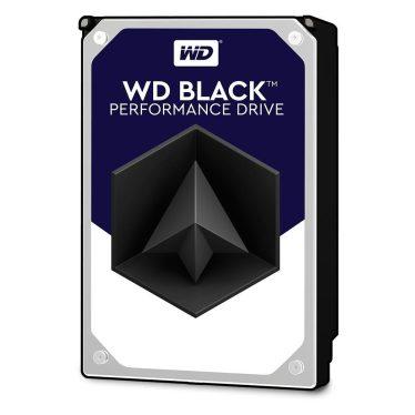 Western Digital 4TB 7200rpm SATA-600 256MB Black WD4005FZBX