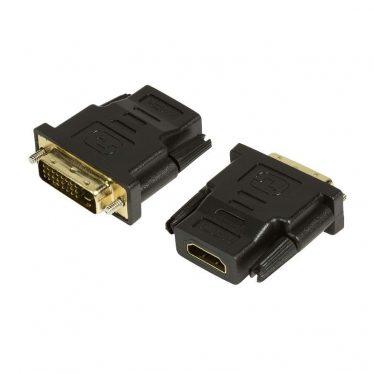 Logilink DVI-D (Dual Link) - HDMI Adapter