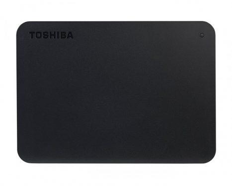 "Toshiba 2TB 2,5"" USB3.0 CANVIO BASIC Black"