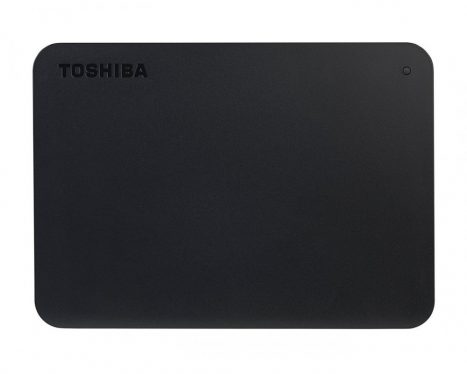 "Toshiba 1TB 2,5"" CANVIO BASICS USB3.0 Black"