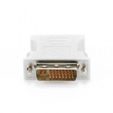 Gembird DVI-I (Dual Link) - VGA White adapter