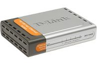D-Link DES-1005D 5 Port 10/100Mbps Desktop Switch