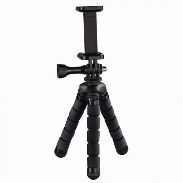Hama Flex Mini Tripod for Smartphones/GoPro Devices