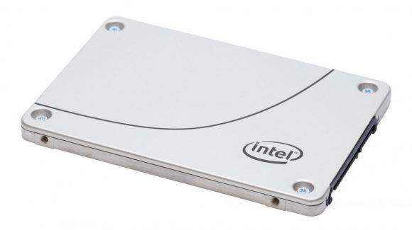 """Intel 960GB 2,5"""" SATA3 D3-S4510"""
