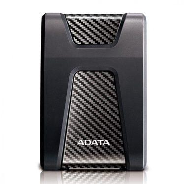 """A-Data 1TB 2,5"""" USB3.1 HD650  Black"""