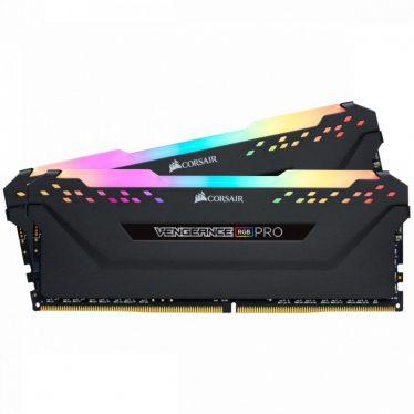 Corsair 16GB DDR4 2666MHz Kit(2x8GB) Vengeance RGB Pro Black