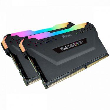 Corsair 16GB DDR4 3000MHz Kit(2x8GB) Vengeance RGB Pro Black