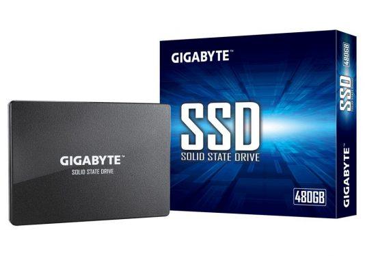 """Gigabyte 480GB 2,5"""" SATA3"""