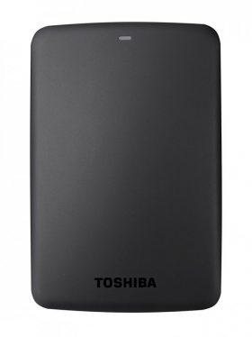"Toshiba 4TB 2,5"" CANVIO BASIC USB3.0 Black"