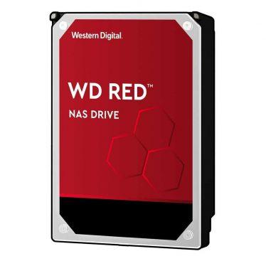 Western Digital 6TB 5400rpm SATA-600 256MB Red WD60EFAX