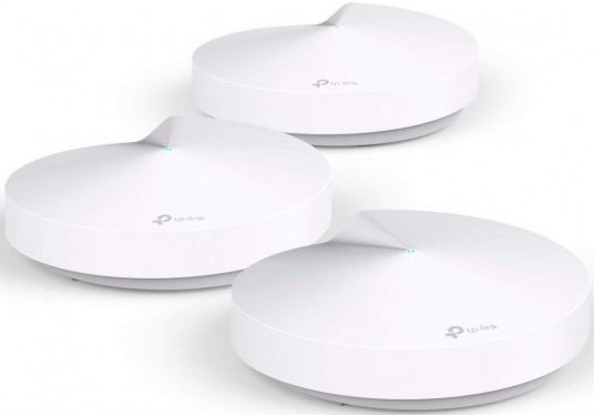 TP-Link AC1200 DECO M4 Whole Home Mesh Wi-Fi System (3 Pack)