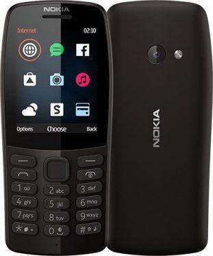 Nokia 210 DualSIM Black
