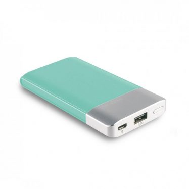 Realpower PB-4000 fashion 4000mAh Lake Blue