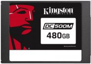 "Kingston 480GB 2,5"" SATA3 DC500M SEDC500M/480G"