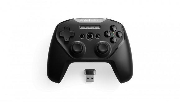 Steelseries Stratus Duo Bluetooth/Wireless Black