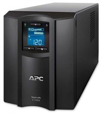 APC Smart-UPS C 1000VA LCD 230V + smartconnect