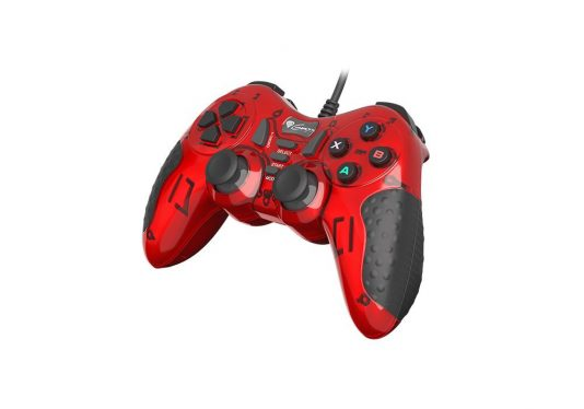 Natec Genesis Mangan 200 USB Gamepad Red
