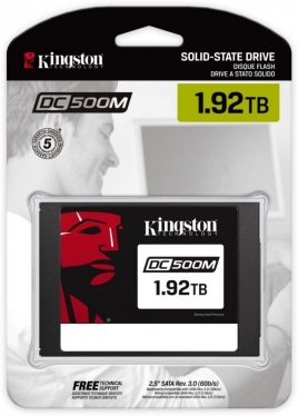 "Kingston 1,92TB 2,5"" SATA3 DC500M SEDC500M/1920G"