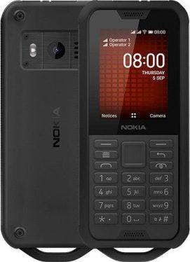 Nokia 800 Tough DualSIM Black