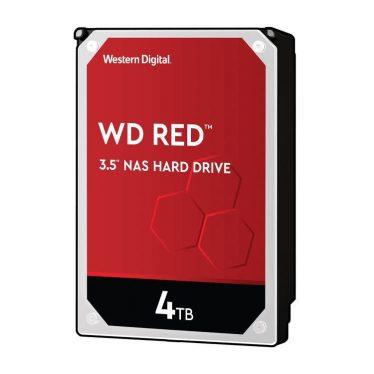 Western Digital 4TB 5400rpm SATA-600 256MB Red WD40EFAX
