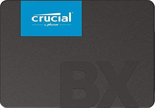 """Crucial 2TB 2,5"""" SATA3 BX500"""