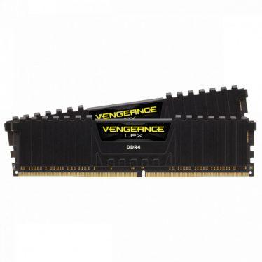 Corsair 64GB DDR4 3000MHz Kit(2x32GB) Vengeance LPX Black