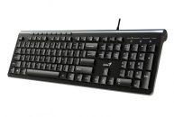 Genius SlimStar 230 keyboard Black HU