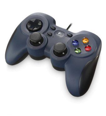 Logitech Gamepad F310 USB Gamepad Blue