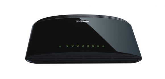 D-Link DES-1008D 8 Port 10/100Mbps Desktop Switch