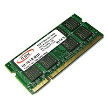 CSX 2GB DDR2 800Mhz SODIMM